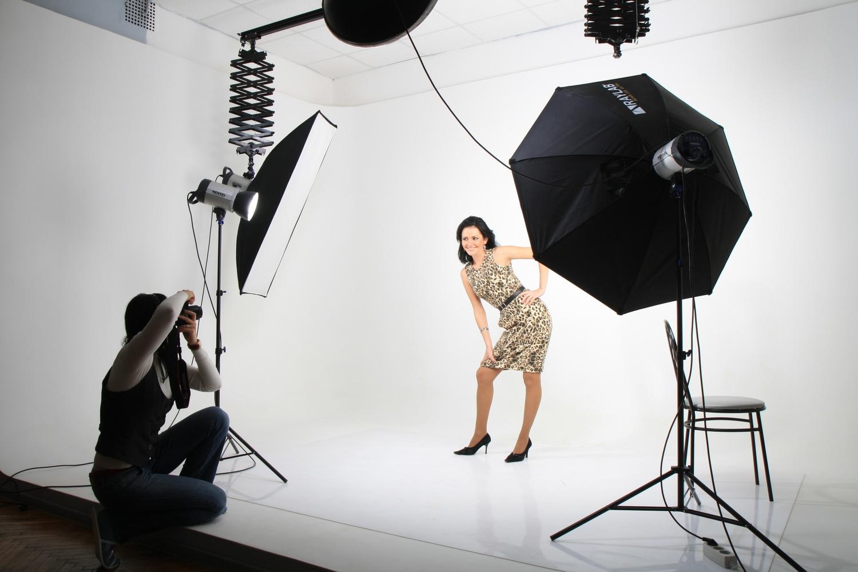 Как делать свет на фото